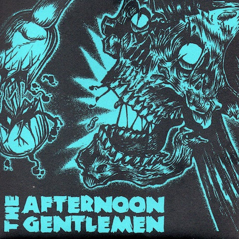 "Afternoon Gentlemen, The - Grind In The Mind 7""(Green artwork, Purple Vinyl)"