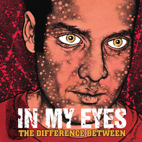 In My Eyes ‎– The Difference Between LP (Clear Vinyl)