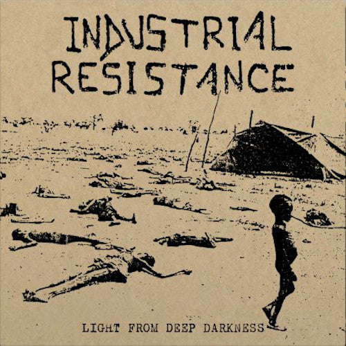 Industrial Resistance ‎– Light From Deep Darkness LP - Grindpromotion Records