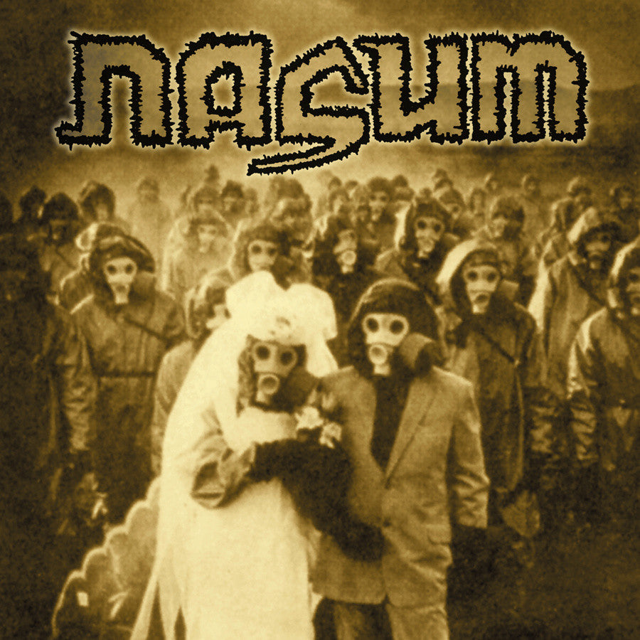 Nasum - Inhale / Exhale LP - Grindpromotion Records