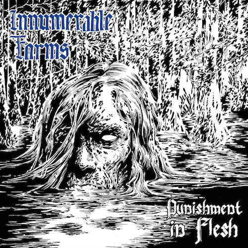 Innumerable Forms ‎– Punishment in Flesh LP - Grindpromotion Records