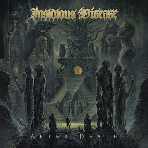 Insidious Disease ‎– After Death LP