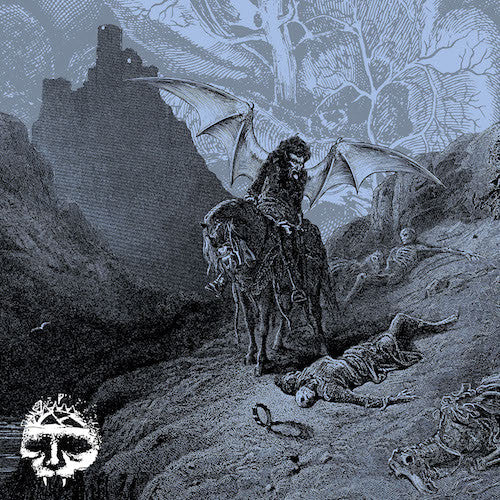 Integrity - Howling, For The Nightmare Shall Consume 2XLP (Silver Vinyl) - Grindpromotion Records