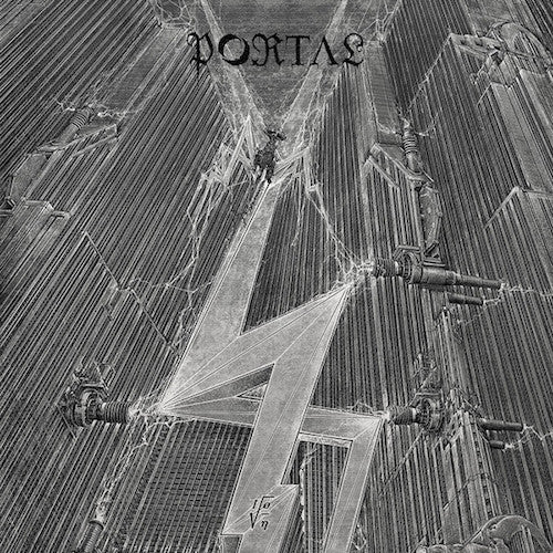 Portal ‎– Ion CD - Grindpromotion Records