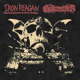 Iron Reagan / Gatecreeper - Iron Reagan / Gatecreeper LP