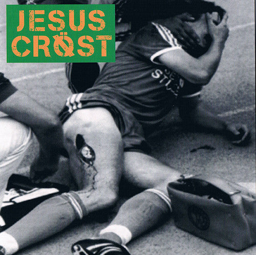 "Jesus Cröst ‎– Fuck Powerviolence...This Is Groovy Gore Grind! 7"" - Grindpromotion Records"