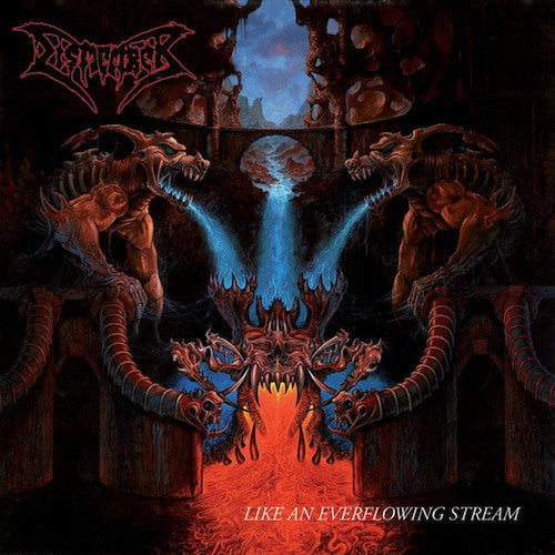 Dismember ‎– Like An Everflowing Stream 2XLP - Grindpromotion Records