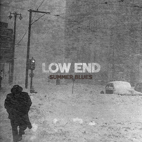 "Low End - Summer Blues 7"" Flexi - Grindpromotion Records"