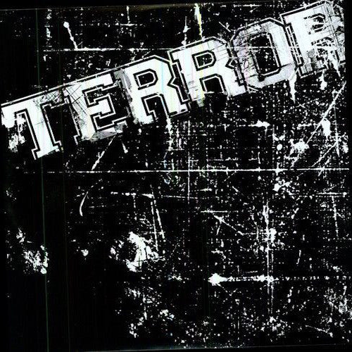 Terror ‎– Lowest Of The Low LP (Red / White Mix Vinyl)