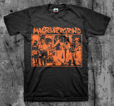 Magrudergrind - Humanity T-Shirt - Grindpromotion Records