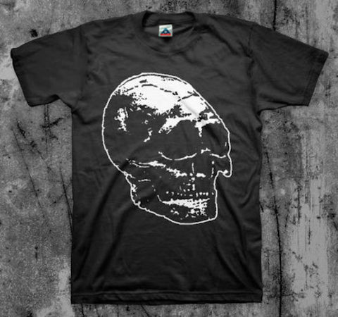 Man Is The Bastard - Skull T-Shirt