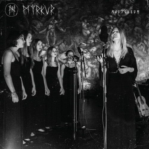 Myrkur ‎– Mausoleum LP - Grindpromotion Records