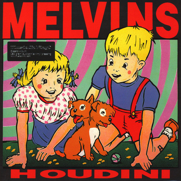Melvins ‎– Houdini LP - Grindpromotion Records