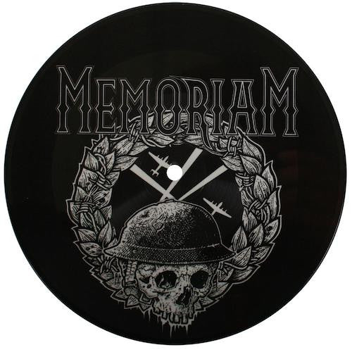 "Memoriam ‎– The Hellfire Demos 7"" (Picture Vinyl) - Grindpromotion Records"