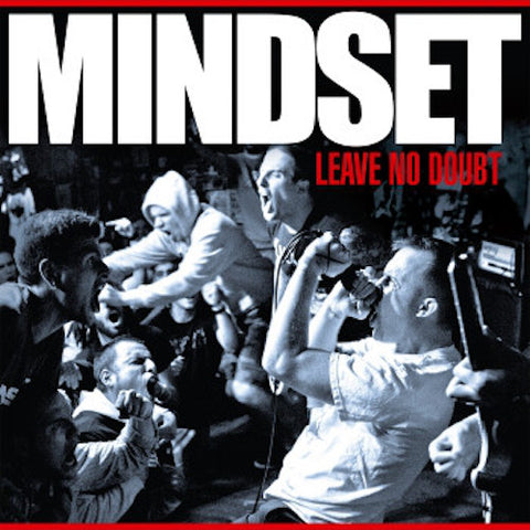 Mindset ‎– Leave No Doubt LP