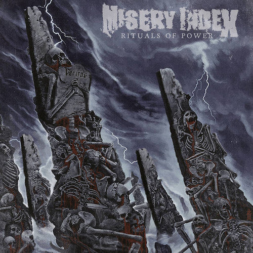 Misery Index ‎– Rituals Of Power LP - Grindpromotion Records
