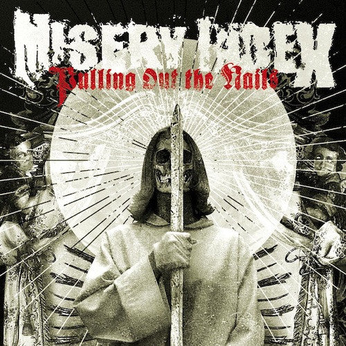 Misery Index ‎– Pullling Out The Nails 2XLP