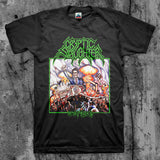 Cryptic Slaughter - Money Talks T-Shirt - Grindpromotion Records