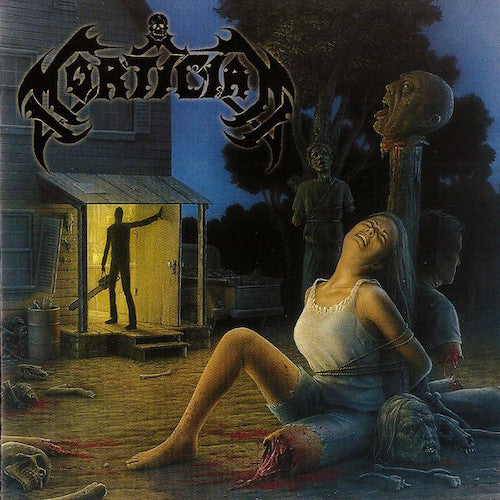 Mortician ‎– Chainsaw Dismemberment 2XLP - Grindpromotion Records