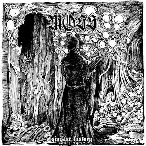 Moss ‎– Sinister History - Volume 1, Chapter 2 LP - Grindpromotion Records