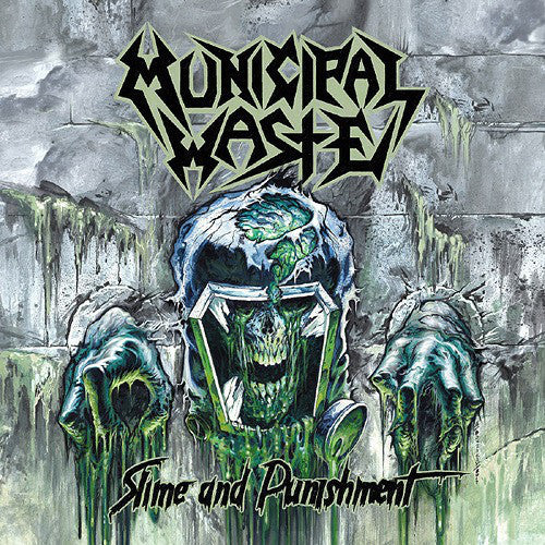 Municipal Waste ‎– Slime And Punishment LP - Grindpromotion Records