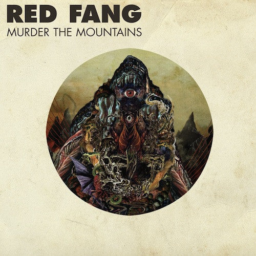 Red Fang - Murder The Mountains LP - Grindpromotion Records