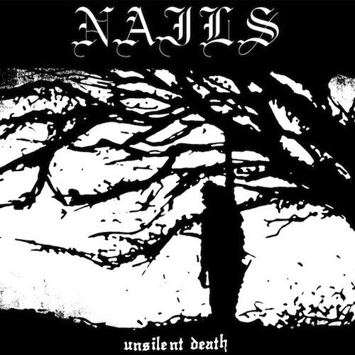 Nails ‎– Unsilent Death LP - Grindpromotion Records