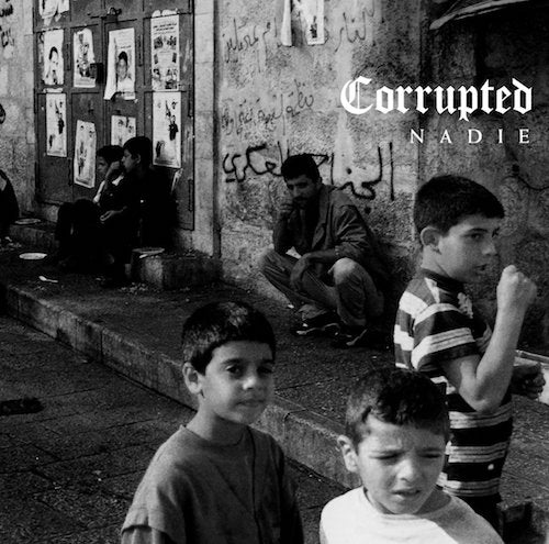 Corrupted ‎– Nadie LP - Grindpromotion Records