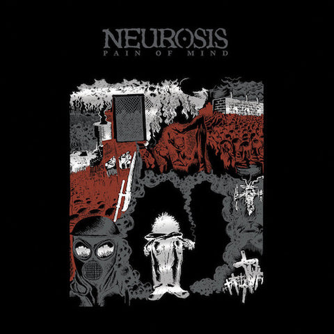 Neurosis ‎– Pain Of Mind LP (White Vinyl)