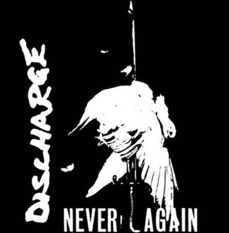 Discharge ‎– Never Again LP (Grey Vinyl)