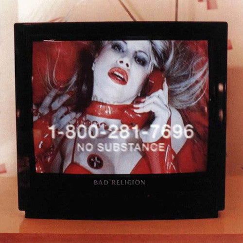 Bad Religion ‎– No Substance LP (2018 Remaster Edition) - Grindpromotion Records