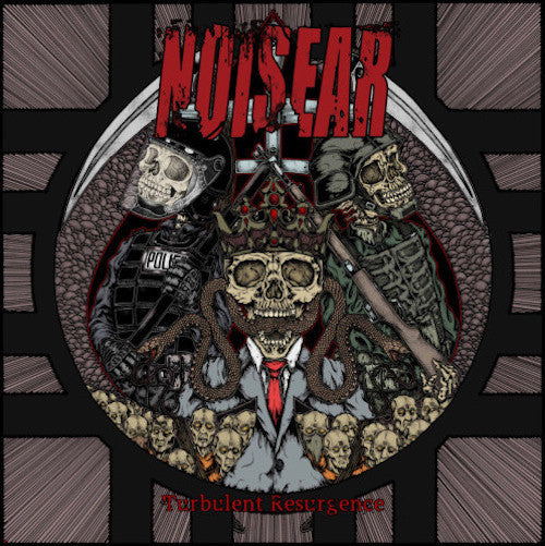 Noisear ‎– Turbulent Resurgence LP