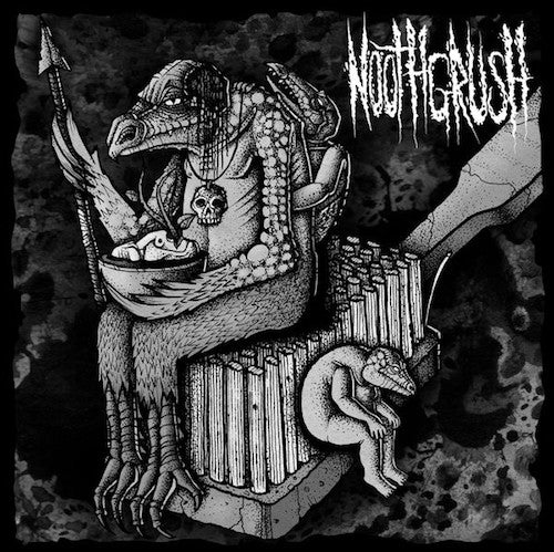 Noothgrush ‎– Noothgrush LP - Grindpromotion Records