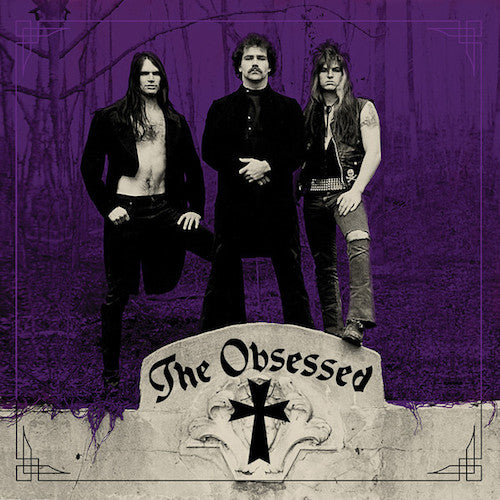 The Obsessed ‎– The Obsessed LP