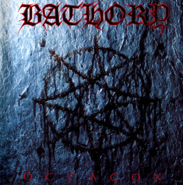Bathory ‎– Octagon LP - Grindpromotion Records