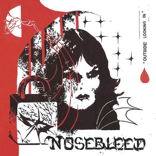 "Nosebleed – Outside Looking In 7"" - Grindpromotion Records"