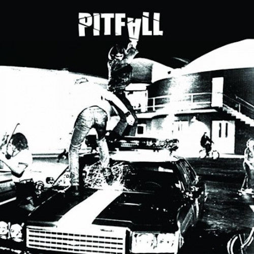 Pitfall - Pitfall LP (S/Sided Vinyl) - Grindpromotion Records
