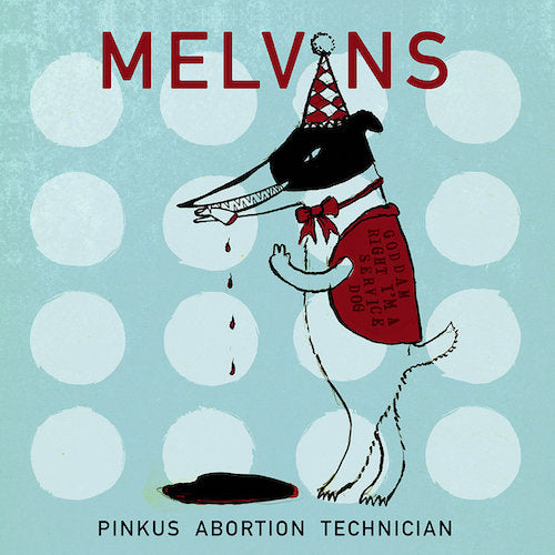 Melvins ‎– Pinkus Abortion Technician 2XLP - Grindpromotion Records
