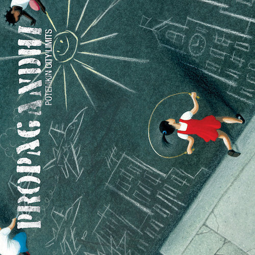 Propagandhi ‎– Potemkin City Limits LP - Grindpromotion Records