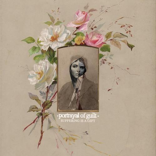 Portrayal Of Guilt ‎– Suffering Is A Gift LP (Pink / Green Mix Vinyl) - Grindpromotion Records