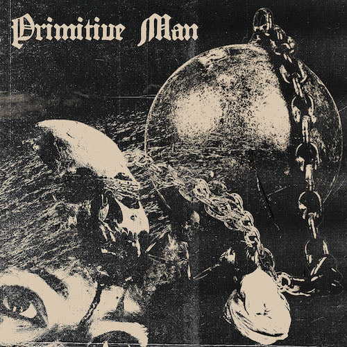 Primitive Man - Caustic 2XLP