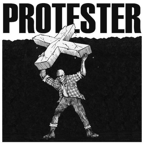 Protester ‎– Watch Them Fall LP - Grindpromotion Records
