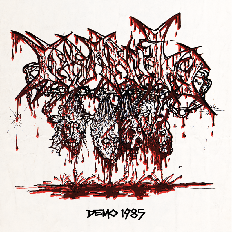 Insanity - Demo 1985 LP - Grindpromotion Records
