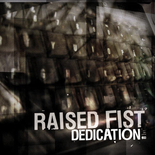 Raised Fist ‎– Dedication LP - Grindpromotion Records