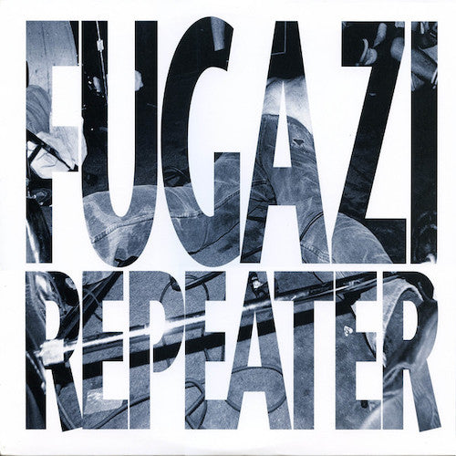 Fugazi ‎– Repeater LP - Grindpromotion Records