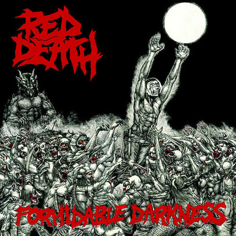 Red Death ‎– Formidable Darkness LP