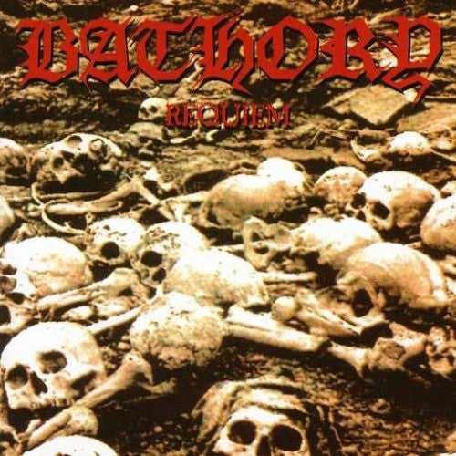 Bathory ‎– Requiem LP - Grindpromotion Records