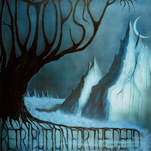 Autopsy – Retribution For The Dead LP - Grindpromotion Records
