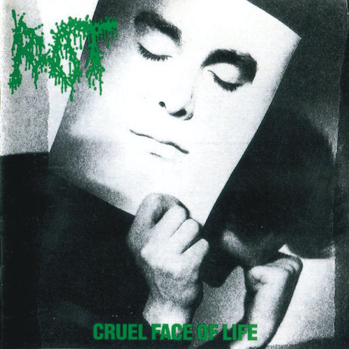 Rot ‎– Cruel Face Of Life LP