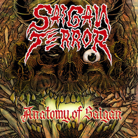Saigan Terror - Anatomy of Saigan LP